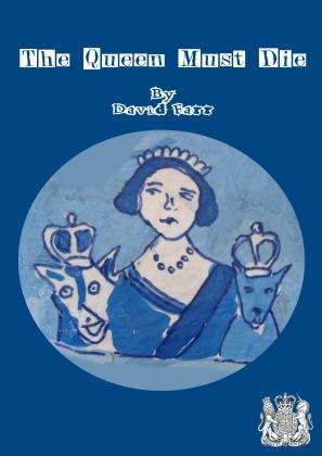 Queen Must Die poster - no text